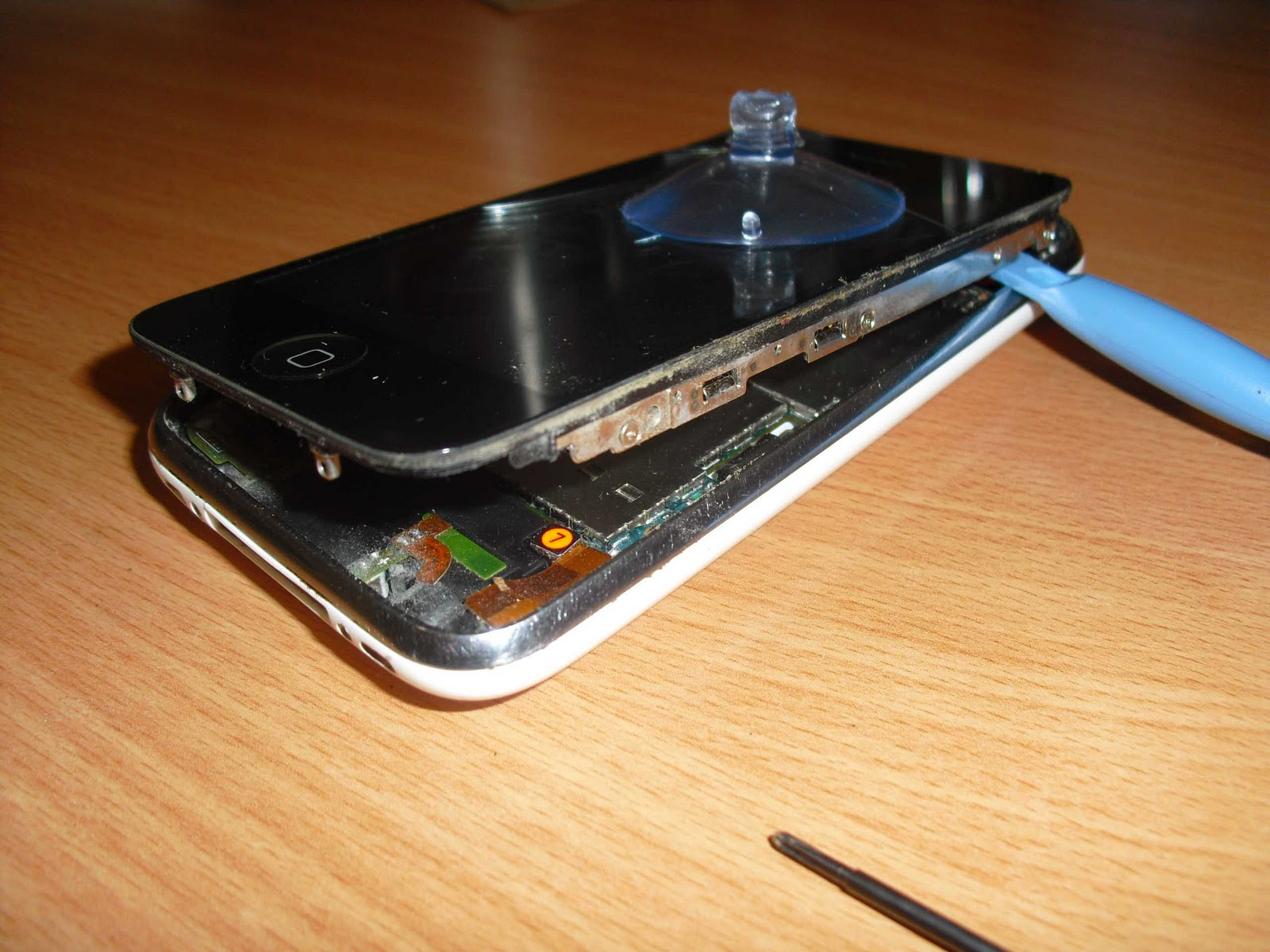 Reparar Iphone Gs